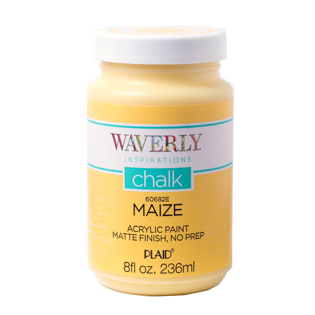 Waverly ® Inspirations Chalk Acrylic Paint - Maize, 8 oz. - 60682E