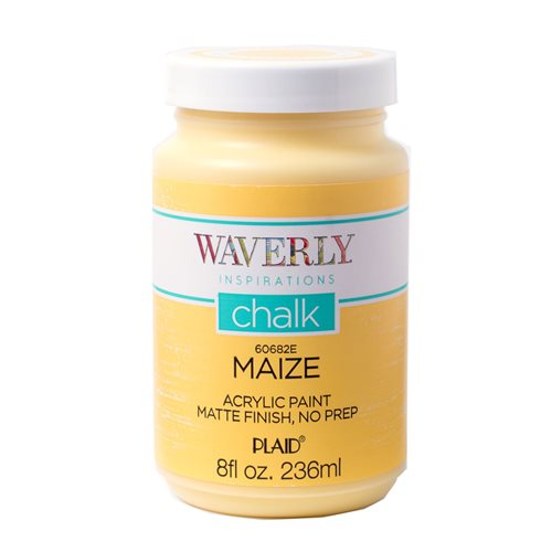 Waverly ® Inspirations Chalk Acrylic Paint - Maize, 8 oz.