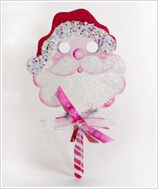 Santa Baby Mask