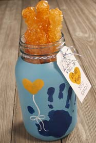 Personalized Father's Day Gift for Kids - Jar Full of Love