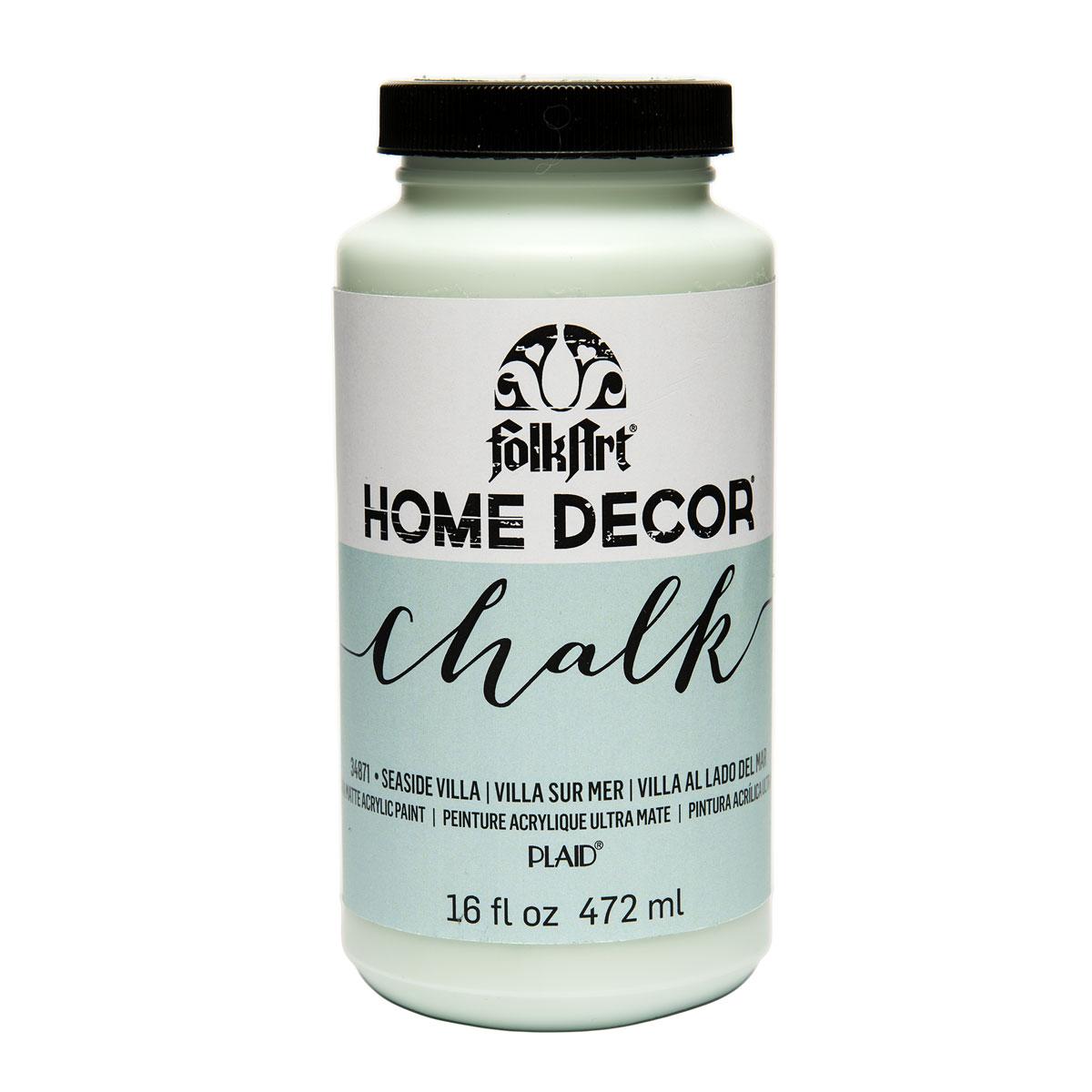 FolkArt ® Home Decor™ Chalk - Seaside Villa, 16 oz. - 34871