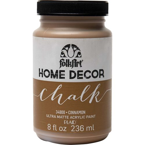 FolkArt ® Home Decor™ Chalk - Cinnamon, 8 oz. - 34800