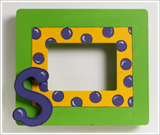 'S' Initial Frame