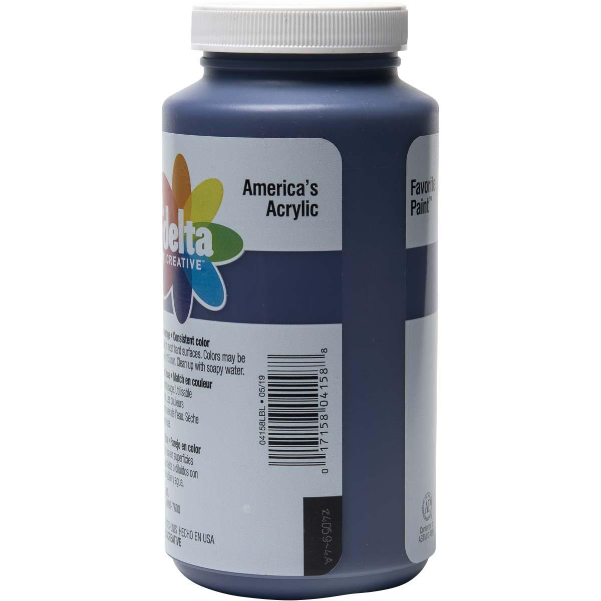Delta Ceramcoat ® Acrylic Paint - Purple, 16 oz. - 04158