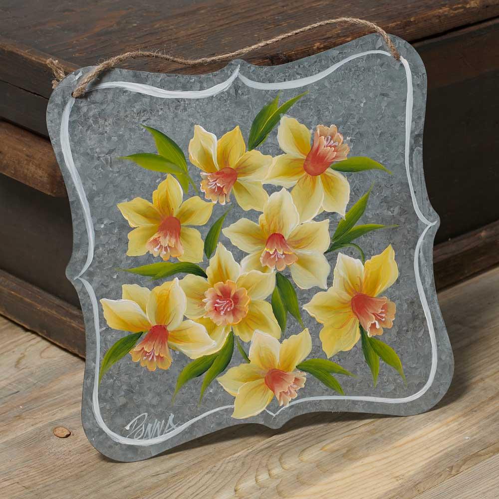 MARCH: Daffodils