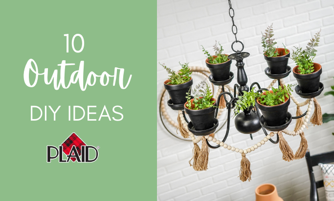 10 Outdoor DIY Ideas