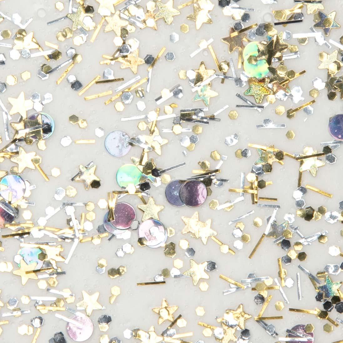 Martha Stewart® 2oz Multi-Surface Confetti Glitter Acrylic Craft Paint - Toast of the Town
