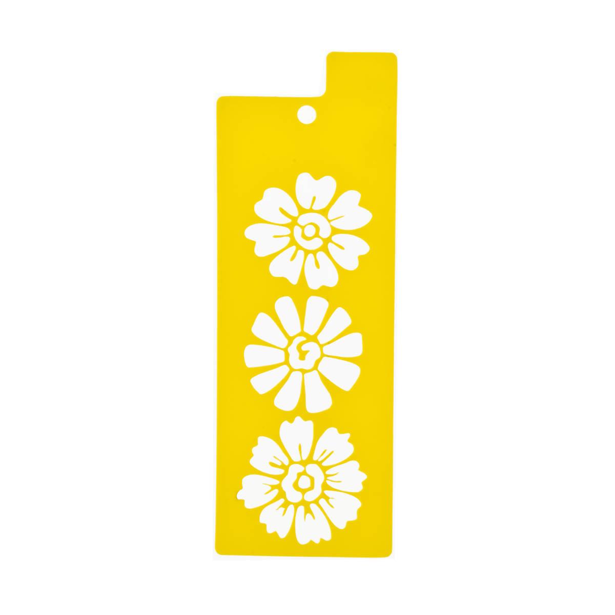 Delta Stencil Mania™ - Flower Trio - 979320308