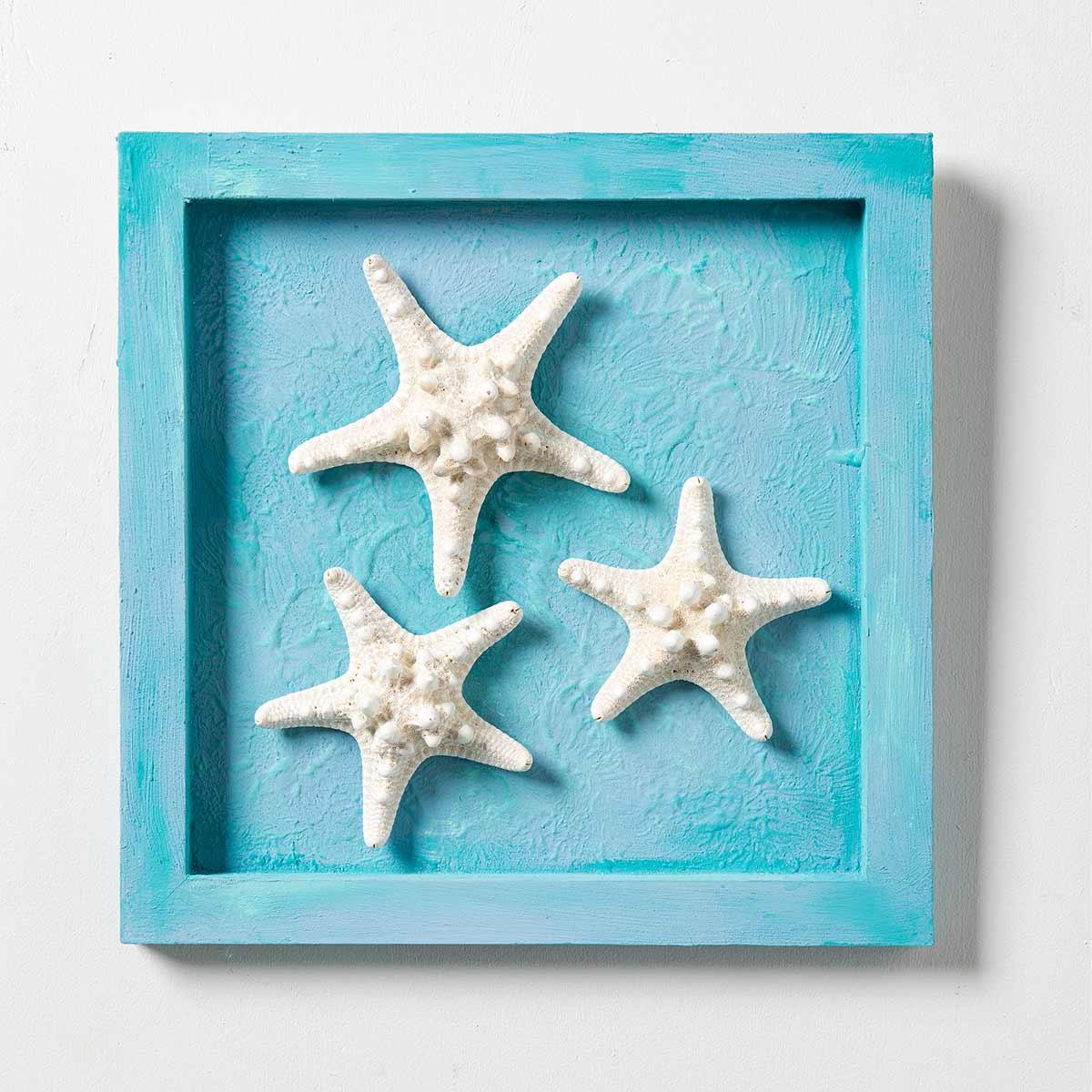 Coastal Decor Starfish Wall Art