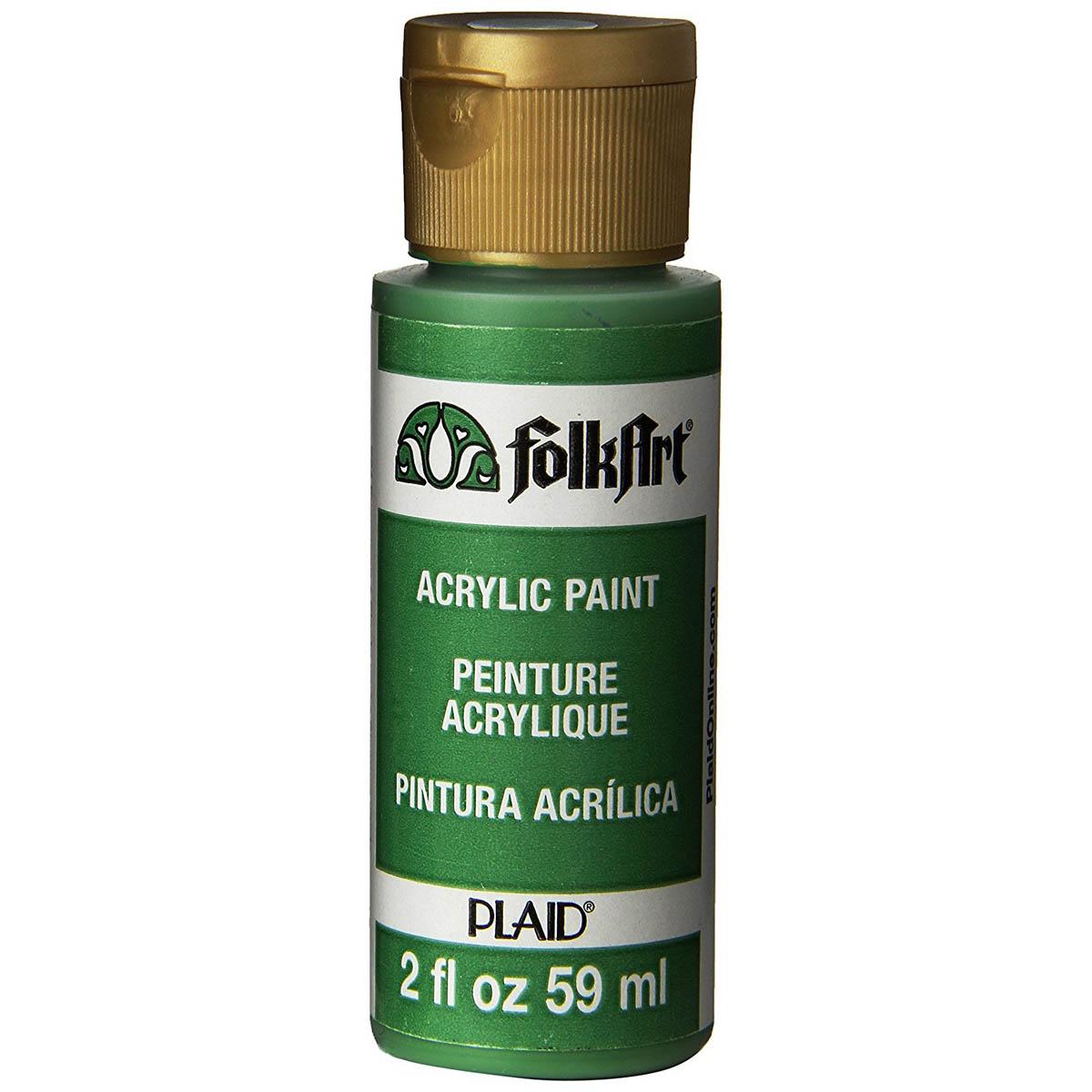 FolkArt ® Acrylic Colors - Evergreen, 2 oz. - 724
