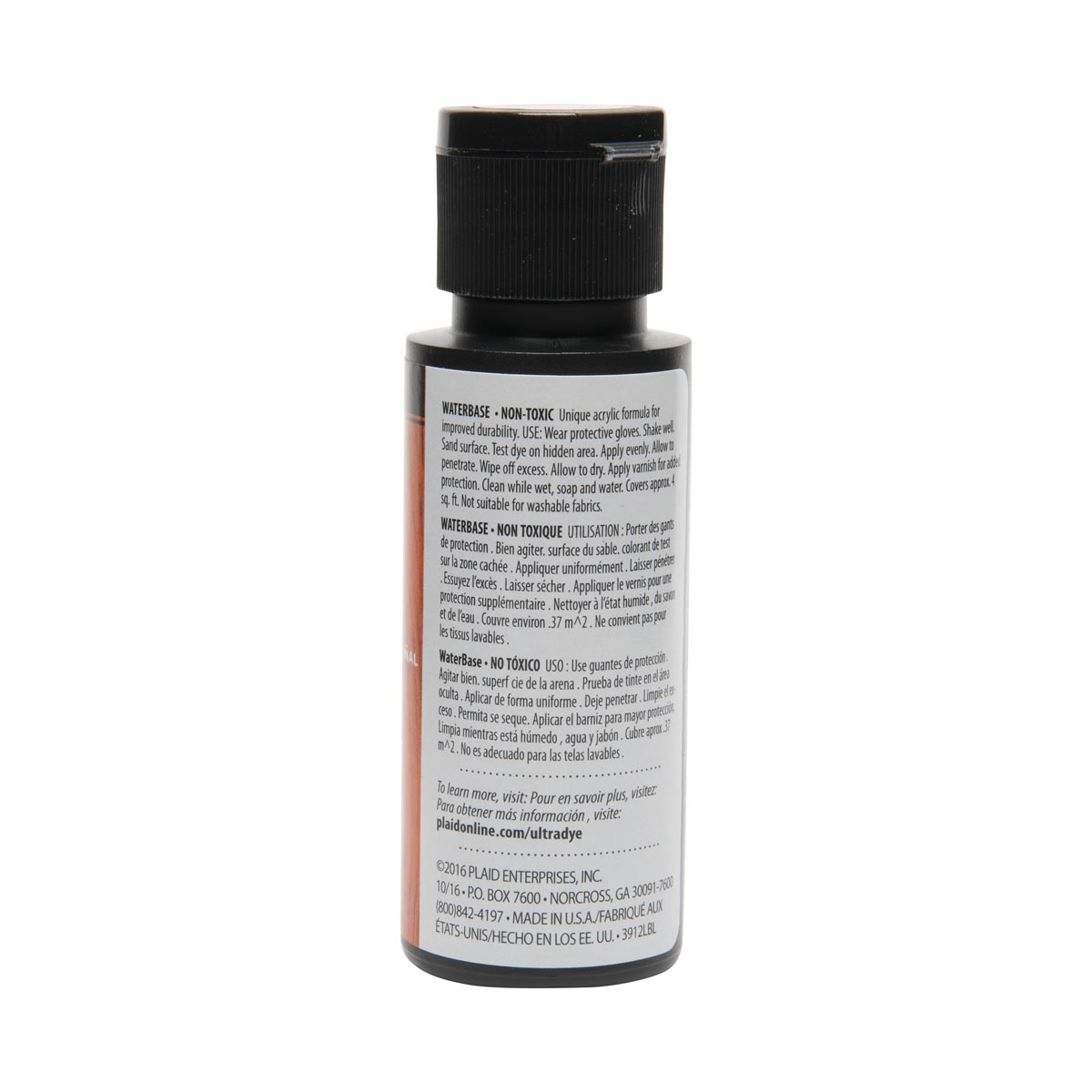 FolkArt ® Ultra Dye™ Colors - Lady Marmalade, 2 oz.