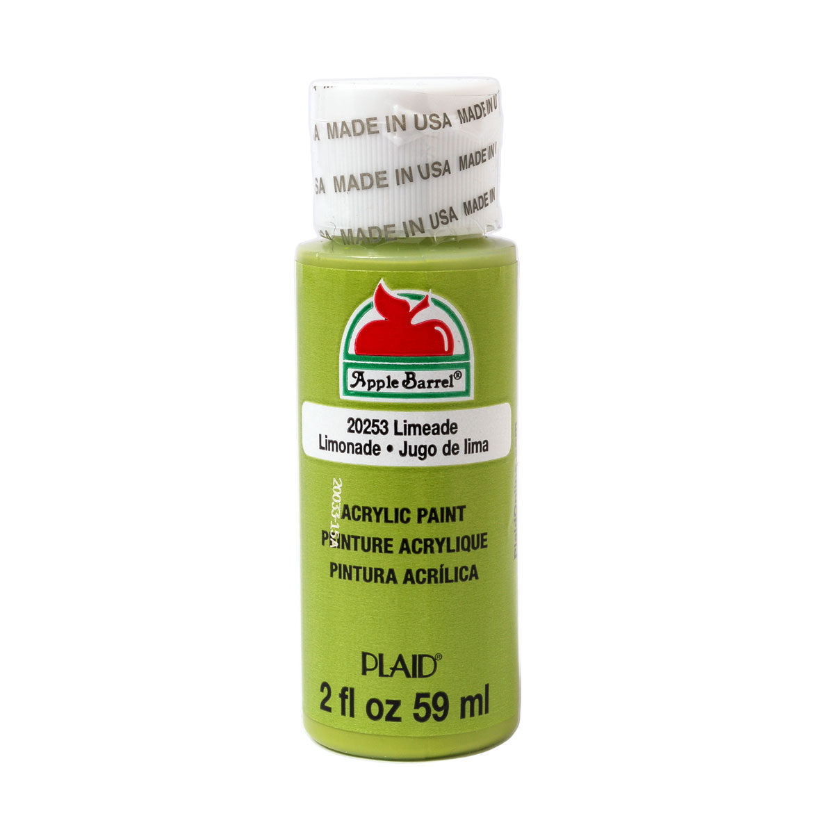 Apple Barrel ® Colors - Limeade, 2 oz. - 20253