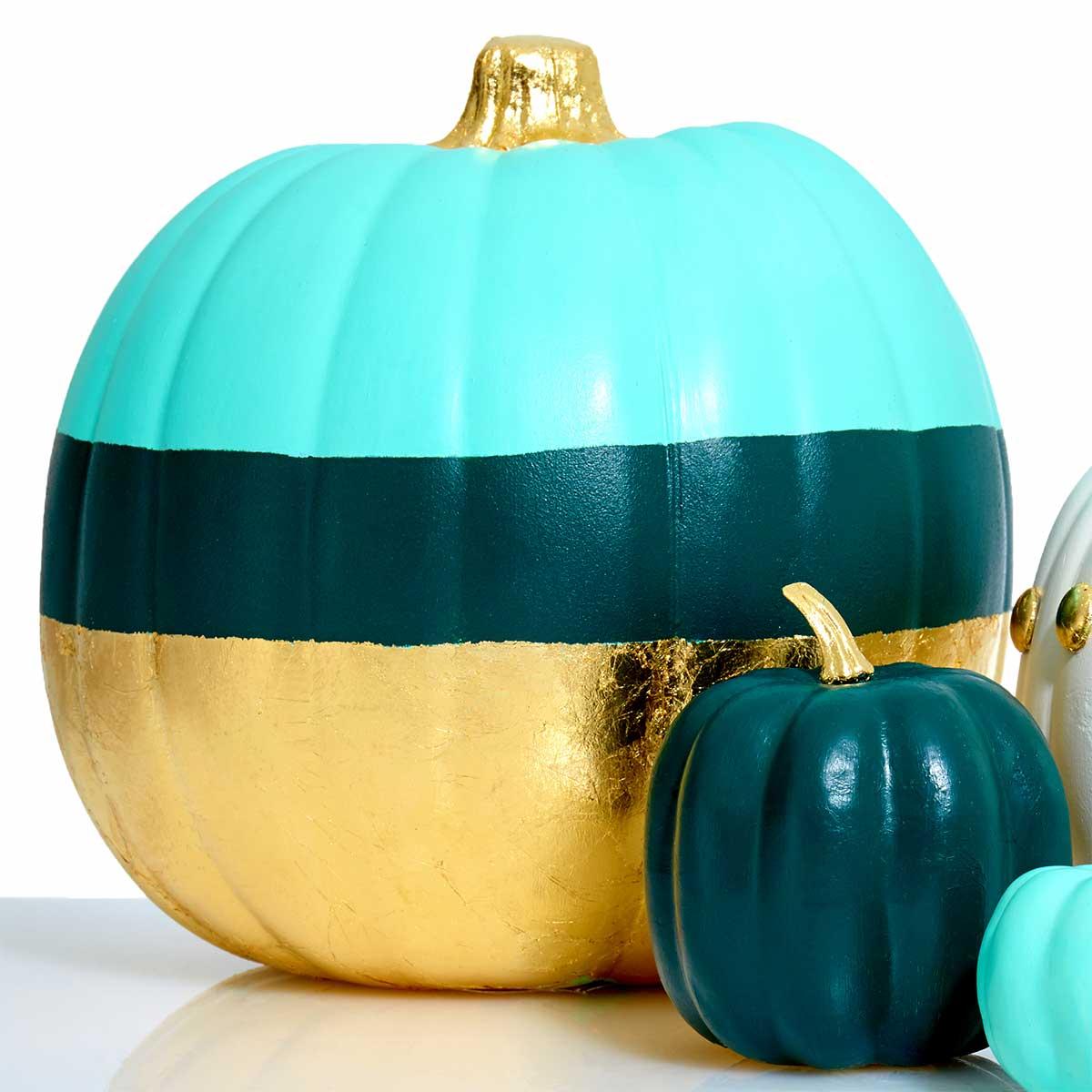 Treasure Gold Pumpkins