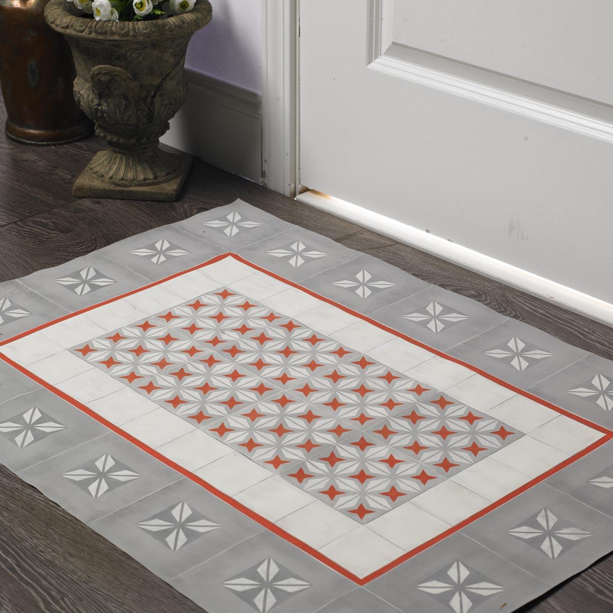 FolkArt ® Painting Stencils - Starburst Tile