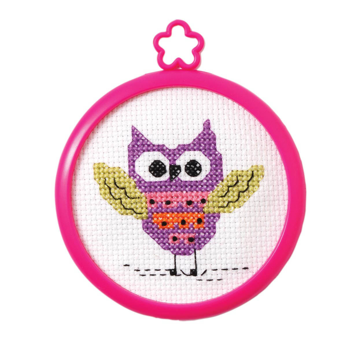 Bucilla ® My 1st Stitch™ - Counted Cross Stitch Kits - Mini - Owl