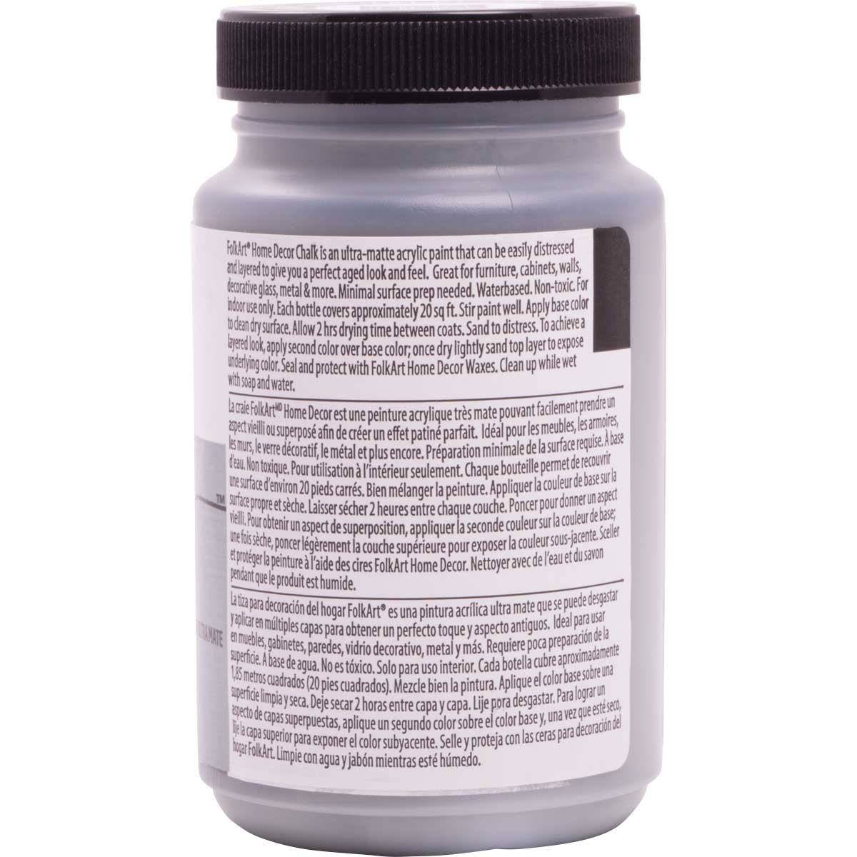FolkArt ® Home Decor™  Chalk - Hazy, 8 oz.