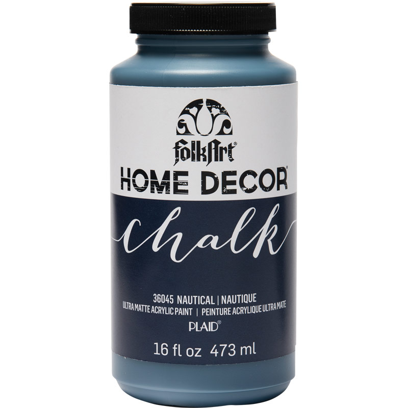 FolkArt ® Home Decor™ Chalk - Nautical, 16 oz. - 36045