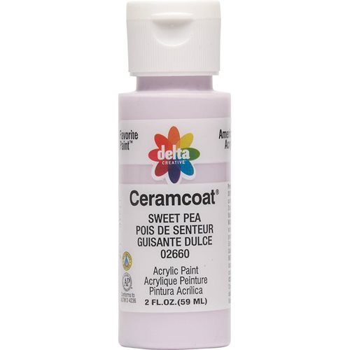 Delta Ceramcoat ® Acrylic Paint - Sweet Pea, 2 oz. - 026600202W