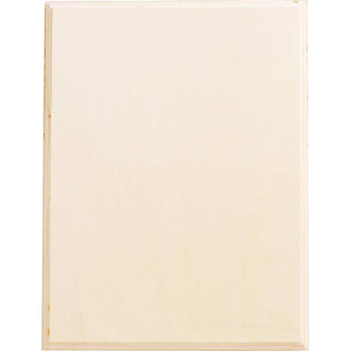 Plaid ® Wood Surfaces - Plaques - Rectangle