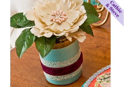 Vanity Table Flowers