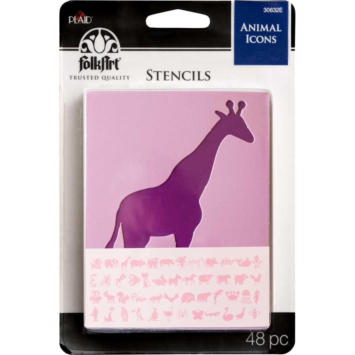 Plaid ® Stencils - Value Packs - 3