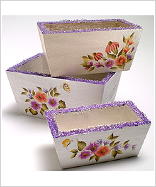 Wildflower Nesting Boxes