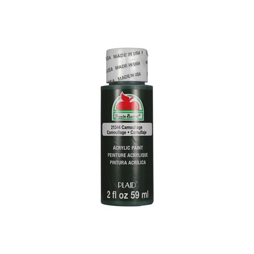 Apple Barrel ® Colors - Camouflage, 2 oz.