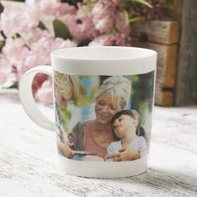 DIY Photo Mug for Mom