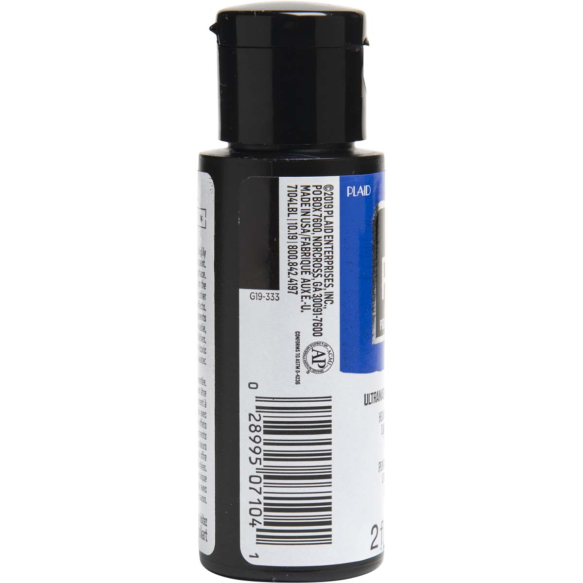 FolkArt ® Pure™ Artist Pigment - Ultramarine Blue, 2 oz. - 7104