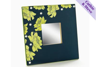 Mod Podged Mirror