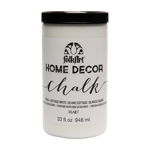 FolkArt ® Home Decor™ Chalk - Cottage White, 32 oz.