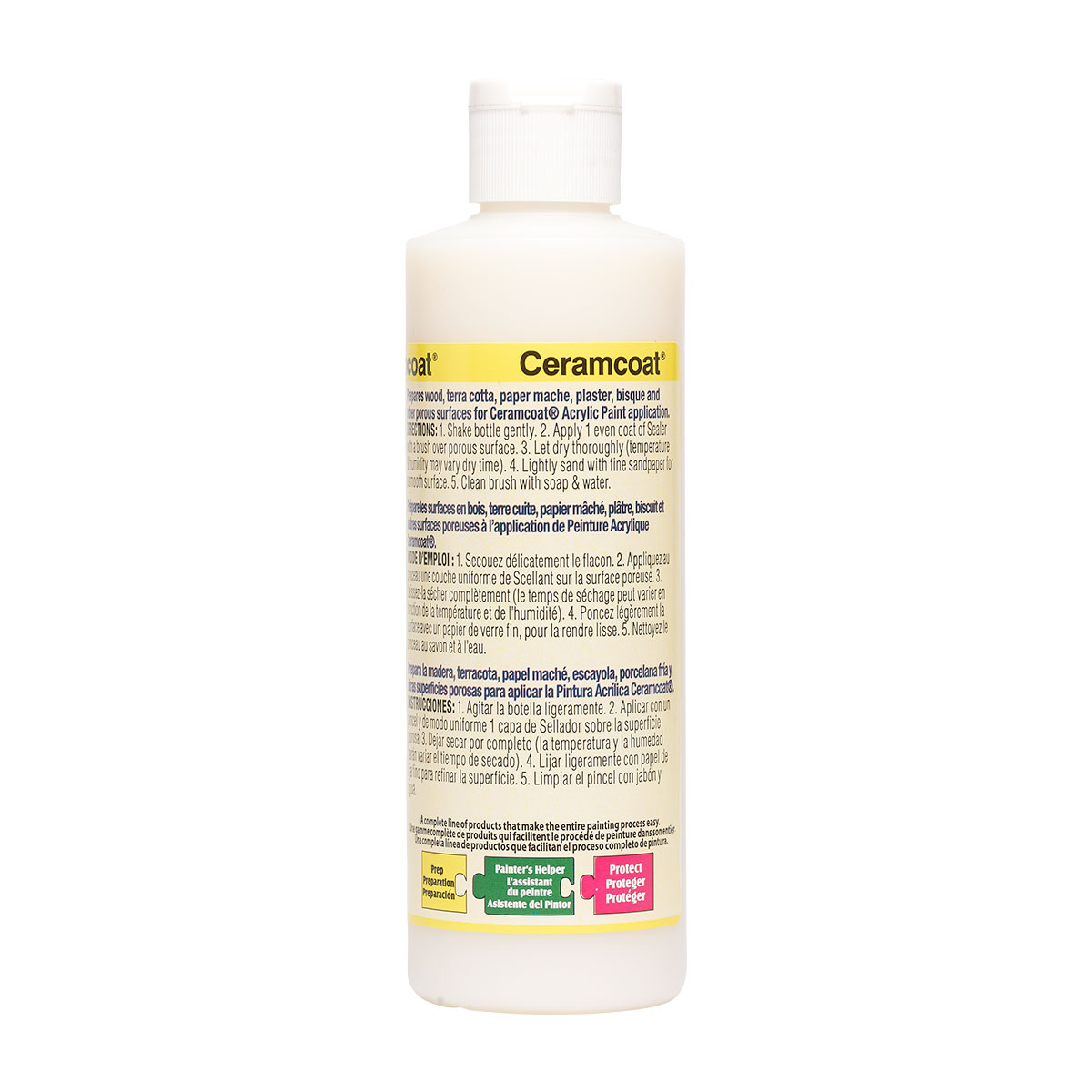 Delta Ceramcoat ® Sealers - All-Purpose, 8 oz. - 070050802W