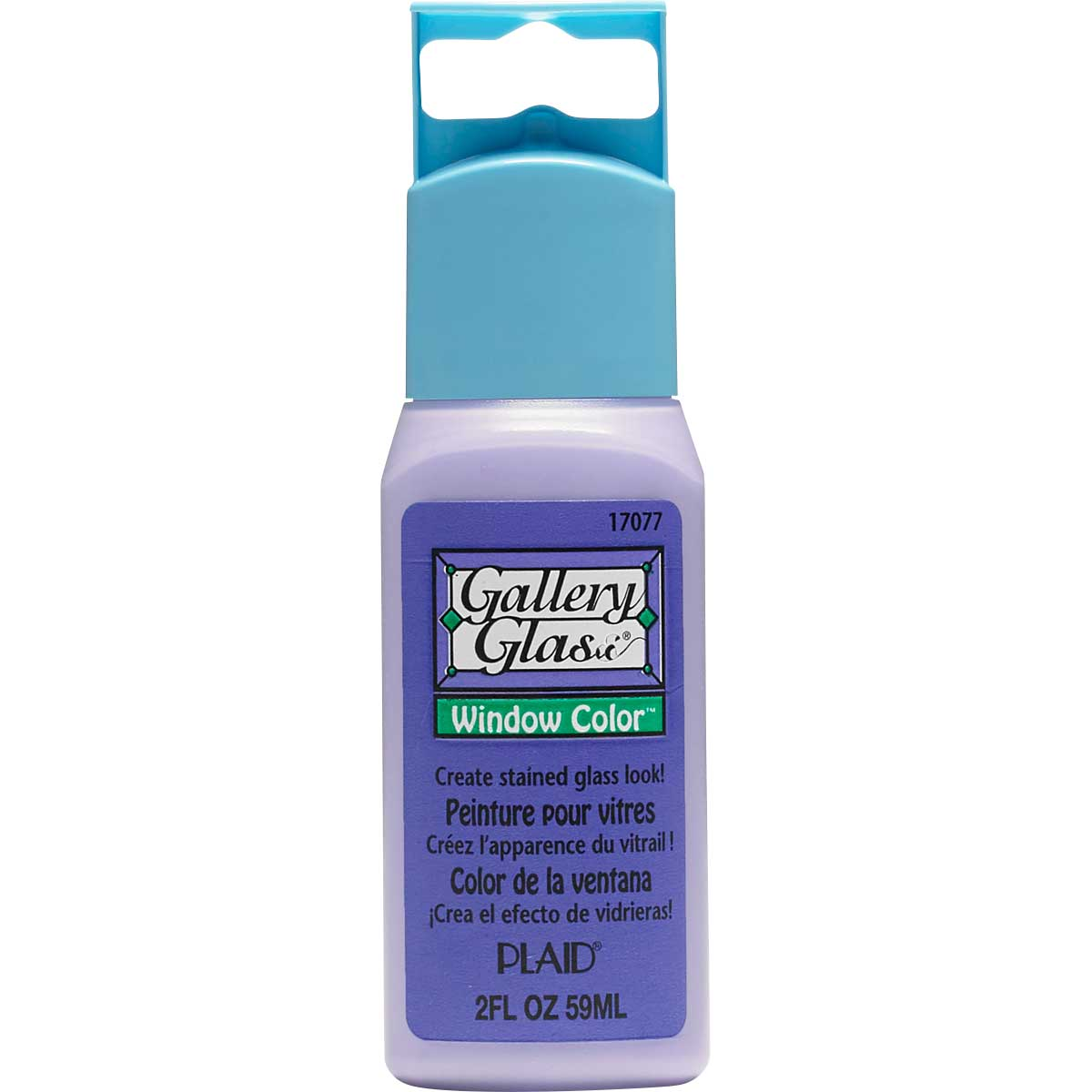 Gallery Glass ® Window Color™ - Lavender, 2 oz.