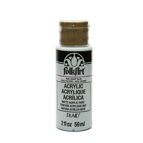 FolkArt ® Acrylic Colors - Aviary Blue, 2 oz.