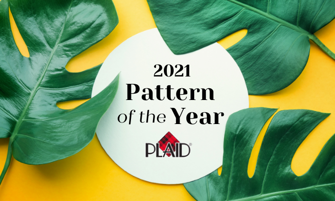 2021 Pattern of the Year