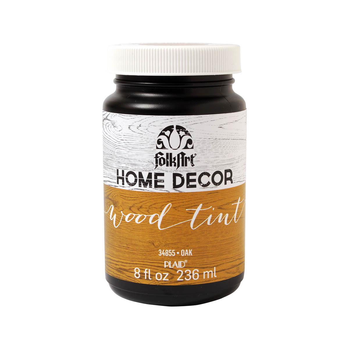 FolkArt ® Home Decor™ Wood Tint - Oak, 8 oz.