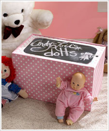 Girl's Toy Chest
