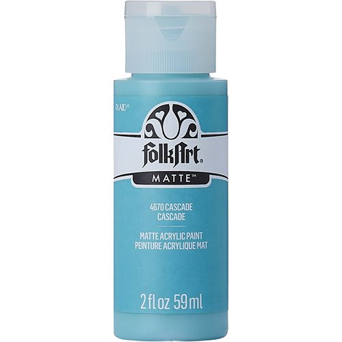 FolkArt ® Acrylic Colors - Cascade, 2 oz. - 4670