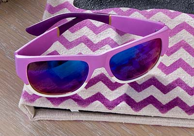 Radiant Orchid Sunglasses