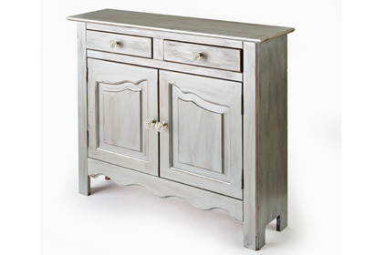 Silver Side Cabinet