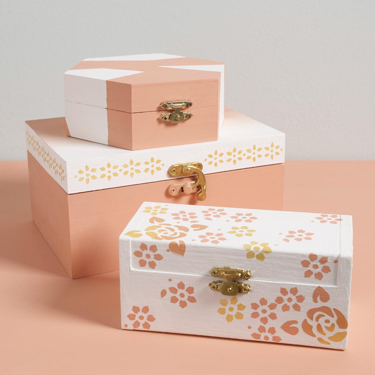 Prairie Sunset Box Trio