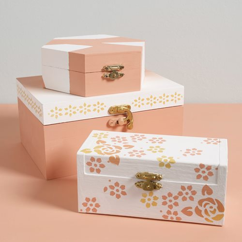 Prairie Sunset Box Trio