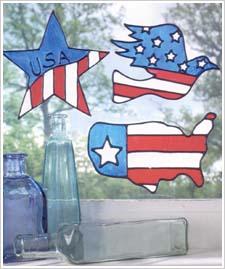 Patriotic Clings