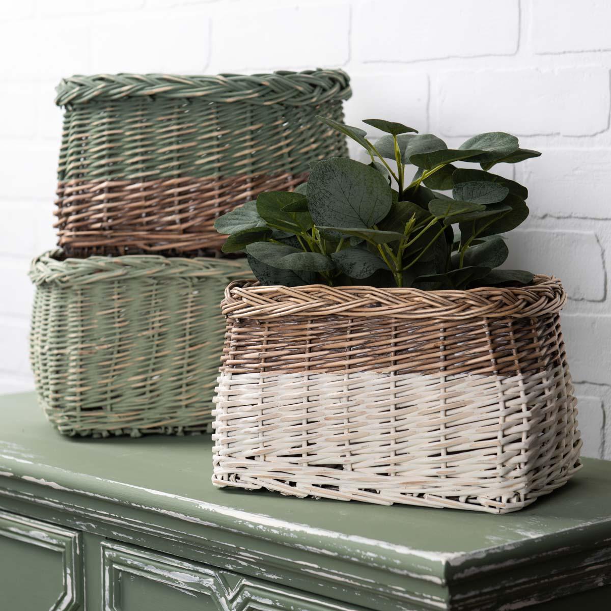 Dipped Baskets