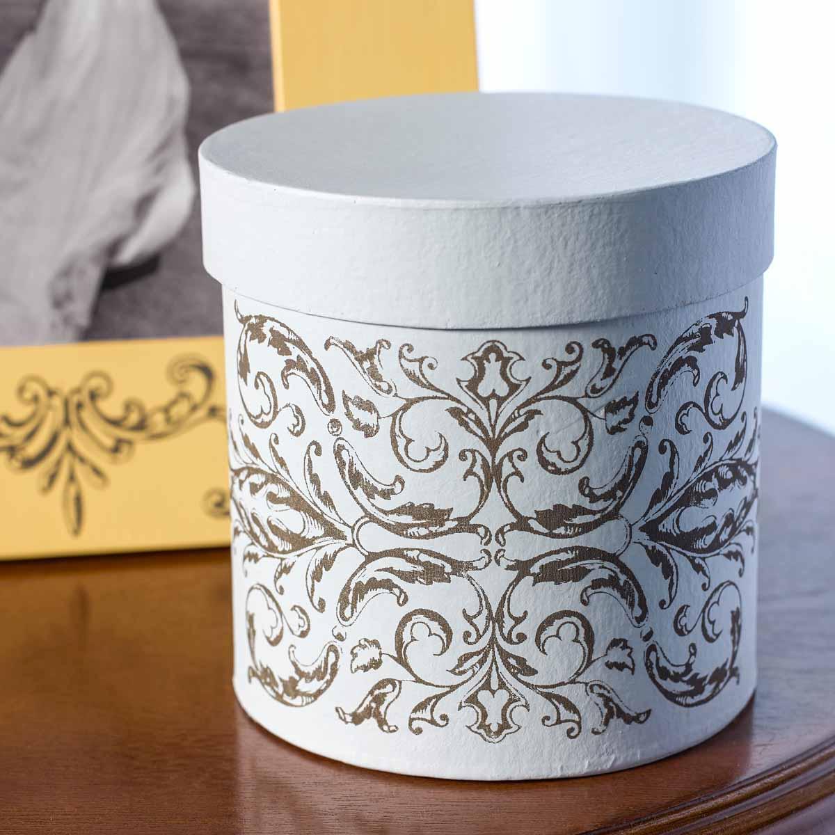 FolkArt ® Adhesive Silkscreen - Filigree - 34701