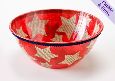 Patriotic Bowl
