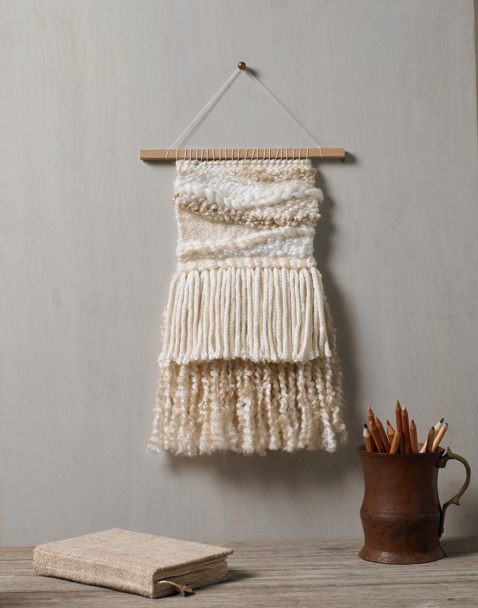 Bucilla ® Weaving Loom - 10 inch Loom Tool Kit
