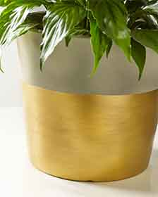 Large Dipped Planter