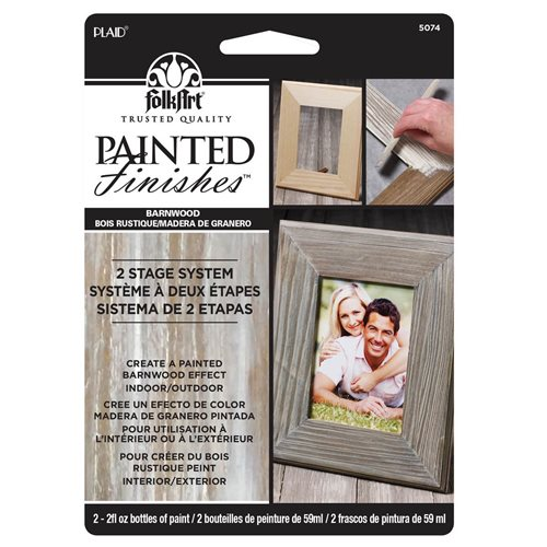 FolkArt ® Painted Finish Kit - Barnwood