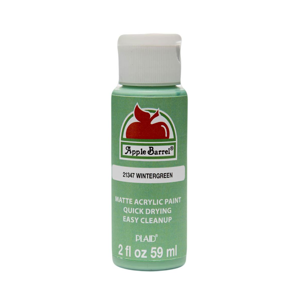 Apple Barrel ® Colors - Wintergreen, 2 oz.